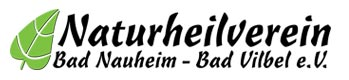 Logo Naturheilverein Bad Nauheim - Friedberg eV